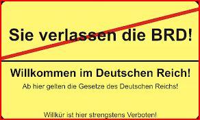 Deutsches Reich BRD
