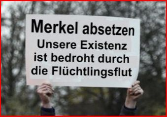 Merkel absetzen