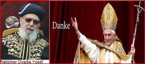 Rabbi-Papst