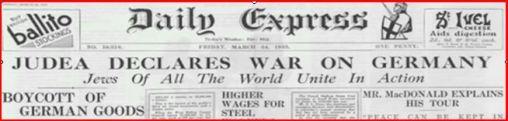 Kriegserklärung