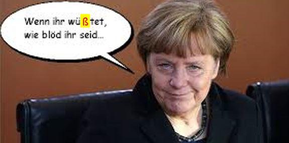 ß Merkel