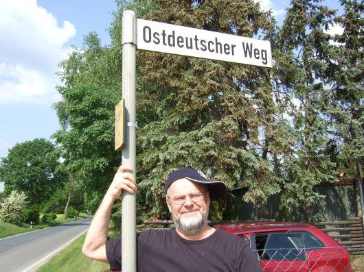 Ostdeutscher Weg + ich