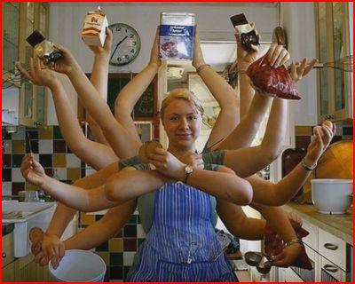 Hausfrau