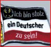 Stolz Deutscher