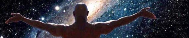 Universum umarmen