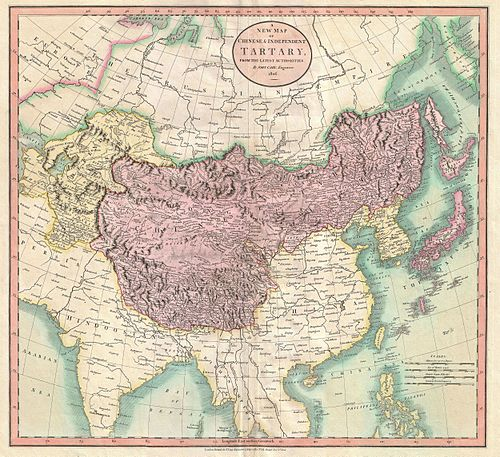1806_Cary_Map_of_Tartary_or_Central_Asia_-_Geographicus_-_Tartary-cary-1806